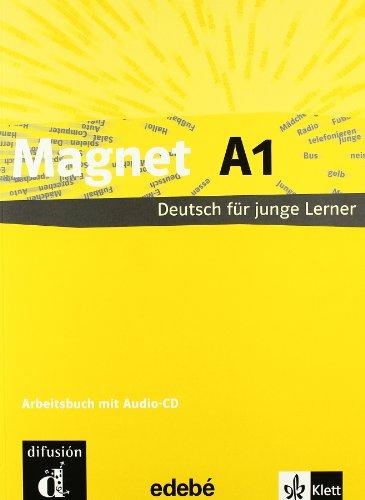 Magnet A1 - Cuaderno de ejercicios + CD -ESO- - 9788423671106 por Loescher Editore