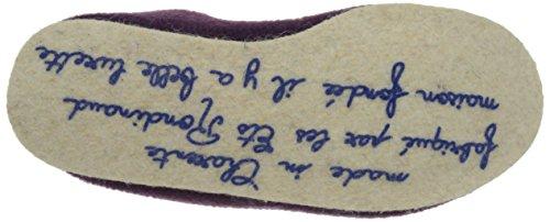 Rondinaud Unisex-Erwachsene Calmont Unten Violet (83 Prune)