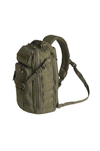 First Tactical Crosshatch Sling Bag OD Grün