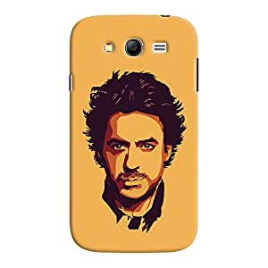 ColourCrust Samsung Galaxy Grand Neo / NEO GT Mobile Phone Back Cover With Robert Downey Jr. - Durable Matte Finish Hard Plastic Slim Case