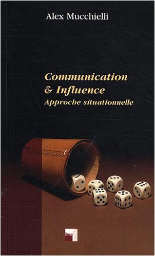 Communication & influence : Approche situationnelle