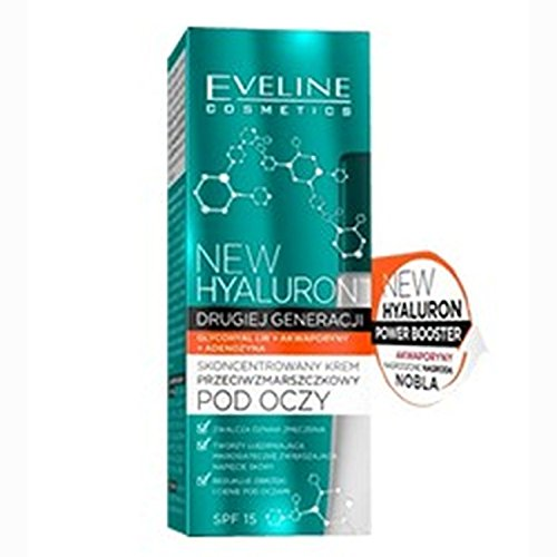 BIOHYALURONIC 4D EVELINE CONT. YEUX 15 ML