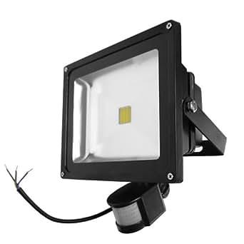 50w led fluter au en strahler objektbeleuchtung flutlicht. Black Bedroom Furniture Sets. Home Design Ideas