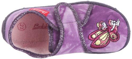 Beck Romantic 637, Chaussons fille violet (pourpre) - V.2