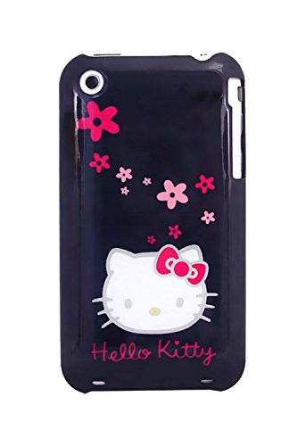 CASE HELLO KITTY FOR IPHONE 3G & 3GS PURPLE