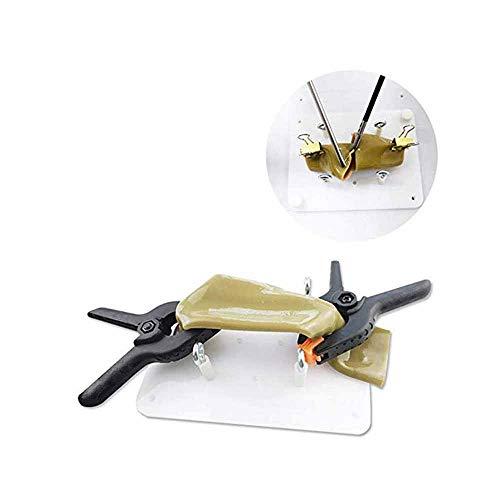 Plus Nahtmaterial (LGF Helmet Leichte und praktische intestinale Nahtmodelle Echte Berührung Medizinische Unterrichtshilfen Nahtmodul Plus Clip * 2und Auflagetisch)