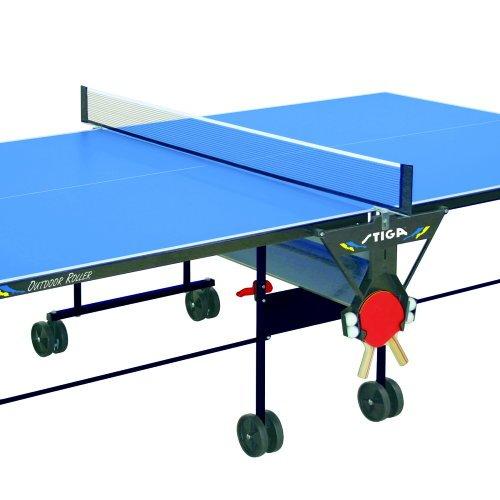 STIGA Tischtennisplatte Outdoor Roller [Misc.]