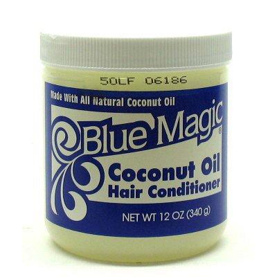 Blue Magic Coconut Hair Après shampoing 355 ml (pack de 2)