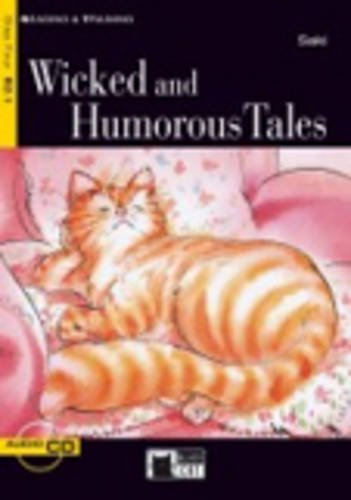 RT.WICKED&HUMOROUS TALES+CD