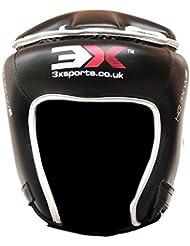 3X Sports - Funda de protección de piel para boxeo y artes marciales, large