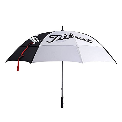 Titleist Double Canopy Umbrella Golf Regenschirm (Regenschirm Double Golf Canopy)