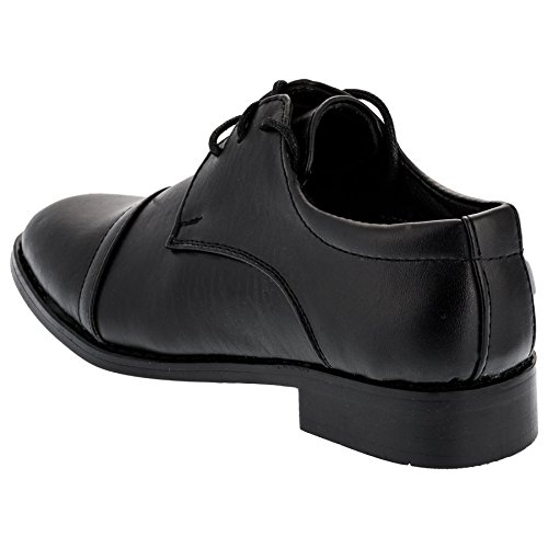 Eleganter Jungen Schuh in verschiedenen Varianten und Farben #719 Schnür 3