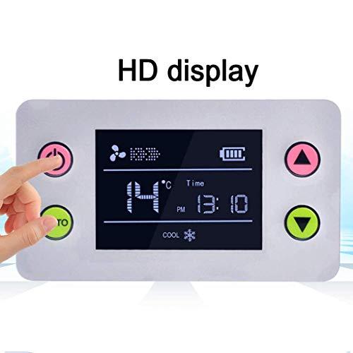 41FnHLlwiGL - Caja refrigerada de insulina, refrigerador portátil médico de 2-8 ° C, caja enfriadora de medicamentos, para viajes/gotas para los ojos/interferón/almacenamiento de drogas