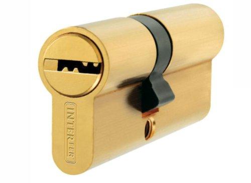 Interfer Zylinder Messing Sicherheit 30–30L-15