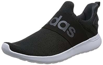 Adidas Men's Lite Racer Adapt, Cblack, Greone Running Shoes-10 UK/India (44 2/3 EU) (DB1645)