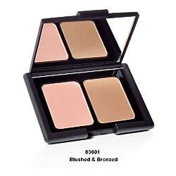 e.l.f. Studio Contouring Blush & Bronzing Powder - St. Lucia (Parallel import goods)