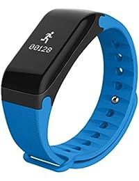 Slri R3 Reloj Inteligente Deportivo Smart Pulsera Frecuencia cardíaca Presión Arterial Monitor de sueño ...