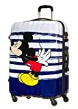 American Tourister Disney Legends - Spinner 75 Alfatwist - 4,30 kg Kindergepäck, 75 cm, 88 Liter, Mickey Kiss