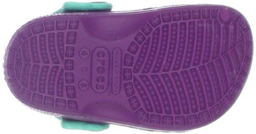 Crocs Creative Ariel, Sabots Fille Violet (VIIG)