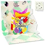 3D Greeting Card - BIRTHDAY SUPRISE - All Occasion by Blockbuster