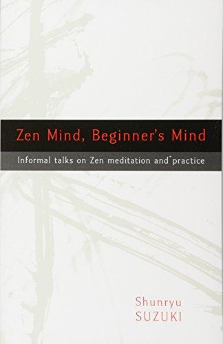 Zen Mind, Beginner's Mind (Roughcut edition)