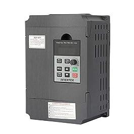 1500W 220V 8A Trasformatore VFD Velocità Controllato Variatore Di Frequenza Inverter 3HP Frequenza Diver Inverter…