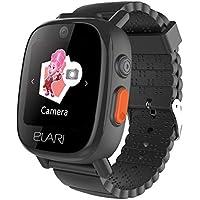 Elari FixiTime 3 Téléphone pour enfants avec GPS LBS WiFi résistant à l'eau avec écran tactile, double caméra et bouton…
