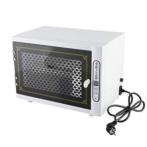MVSTERILIZER 8L UV Sterilisator Kabinett Desinfektion Schrank Box mit LED Anzeige & Timer zum Sterilisieren Kleider Maniküre Nägel Werkzeug Gesichts Haut Schönheit Salon Ausrüstung