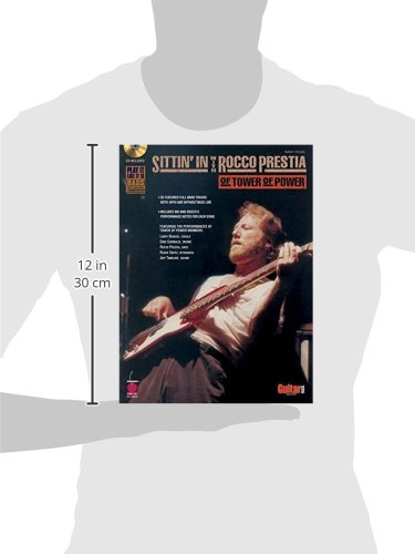 Sittin' in with Rocco Prestia of Tower of Power: (Book & CD) (Play-It-Like-It-Is Bass)