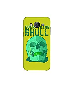 Kolor Edge Printed Back Cover For Samsung Galaxy On5 - Multicolor (8021-Ke10048SamOn5Sub)