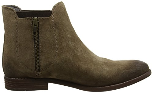 Hudson London Damen Algoma Suede Chelsea Boots Braun (Taupe)
