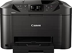Canon Maxify MB5170 Color InkJet Printer (Black)