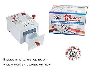 MCP Electrical Needle Syringe Destroyer