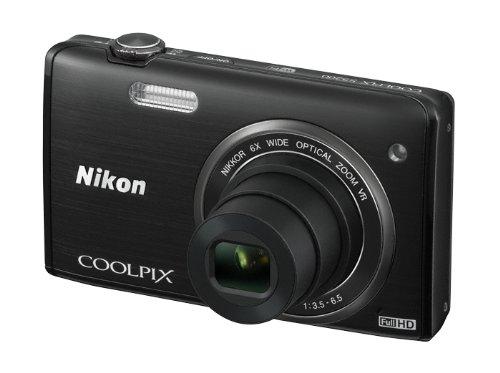 nikon-coolpix-s3500-appareil-photo-numerique-compact-16-mpix-ecran-3-zoom-optique-6x-noir