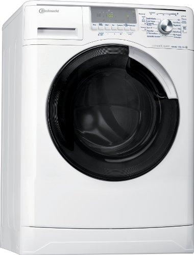 Bauknecht WA Eco Star 7 ES Waschmaschine Frontlader / A+++ A / 1400 UpM / 7 kg / DirektEinsprühSystem DES+ / Ultimate Care