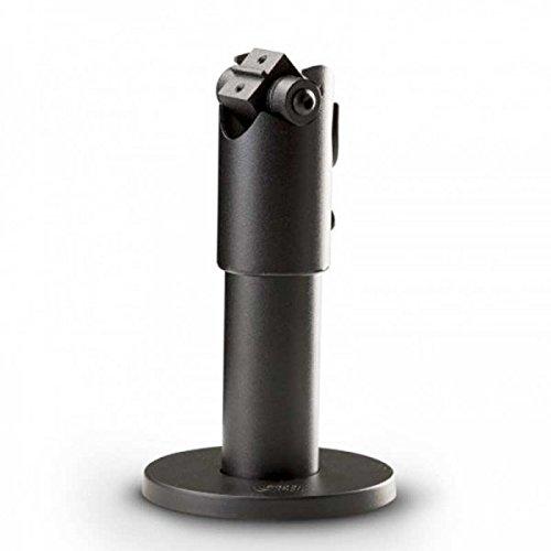Preisvergleich Produktbild ECPOLE300-02 (inkl. 7501-02) SpacePole Standrohr Höhe: 300mm inkl. Kippgelenk für EC-Karten Terminal Halterung oder Tablet Halterung inkl. Tischbefestigung schwarz