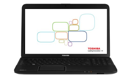 Toshiba Satellite Pro C850 15.6 inch Laptop (Intel Core i3 2348M 2.3GHz Processor, 4GB RAM, 500GB HDD, DVDRW, LAN, WLAN, BT, Webcam, Integrated Graphics, Windows 8 64 Bit)
