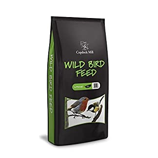Copdock Mill Supreme Wild Bird Food Mix, 20kg, All seasons, ideal for hanging feeders, bird tables & ground feeders 7