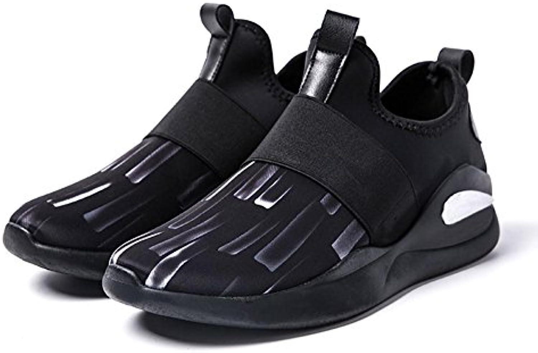 Otoño e invierno Calzado deportivo para hombres Zapatos casuales Correr al aire libre Zapatos de viaje , gray...