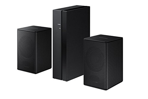 Samsung SWA-8500S/EN Wireless Rear Lautsprecher Kit schwarz (Couch Subwoofer)