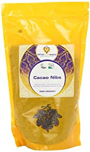 Detox Your World Organic Cacao Nibs 500 g