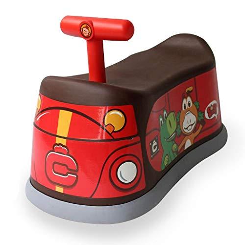 Veicoli a spinta e ruote Torsione dei Bambini Bilanciamento Auto Bambino Yo-Yo Scooter Altalena per Bambini Camminatore Giocattolo da Bambino di 1-3 Anni Design Intermedio della Concavità Design