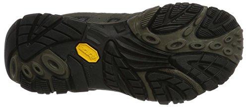 Merrell Moab 2 Mid GTX, Stivali da Escursionismo Alti Donna Grigio (Beluga)