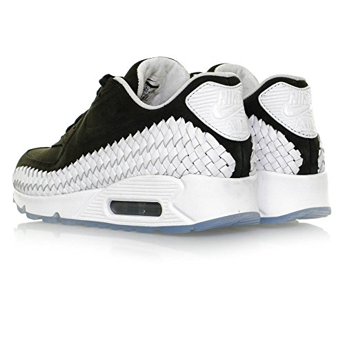 41FnZm7dt6L. SS500  - Nike Men's Air Max 90 Woven Running Shoes