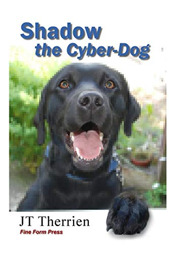 Shadow the Cyber-Dog (Shadow the Black Lab) -