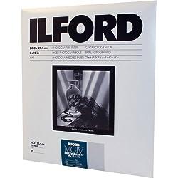 Ilford 1770306 Papier Photo 20,3 x 25,4 cm 25 feuilles