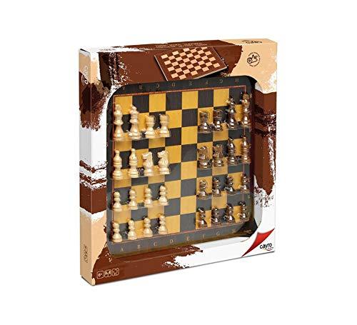 8-Tischplatte Schach mit accmadera 33x 33cm Blister (+ 6Jahren), 12.7x 13.8x 21.5cm ()