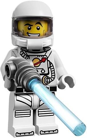 LEGO Figurines à Collectionner: Astronaute Mini-Figurine (Série 1) (Dans Un Sac)
