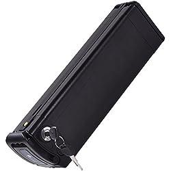 CYCBT E Batterie de vélo 36V-15.6AH Batterie Li-ion E-Bike Pour Prophete, Kreidler, Vitalité, Spectro a.o., avec chargeur, vélo électrique, fait de la cellule de Samsung, CE Rohs GS TÜV