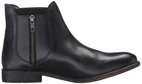 Hudson London Damen Algoma Calf Chelsea Boots Schwarz (Black)